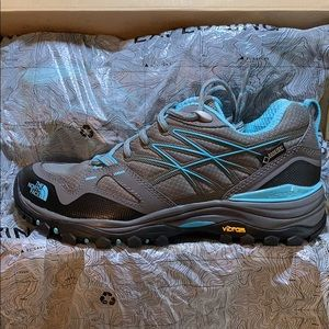 Women's The North Face Hedgehog Fastpack shoes.